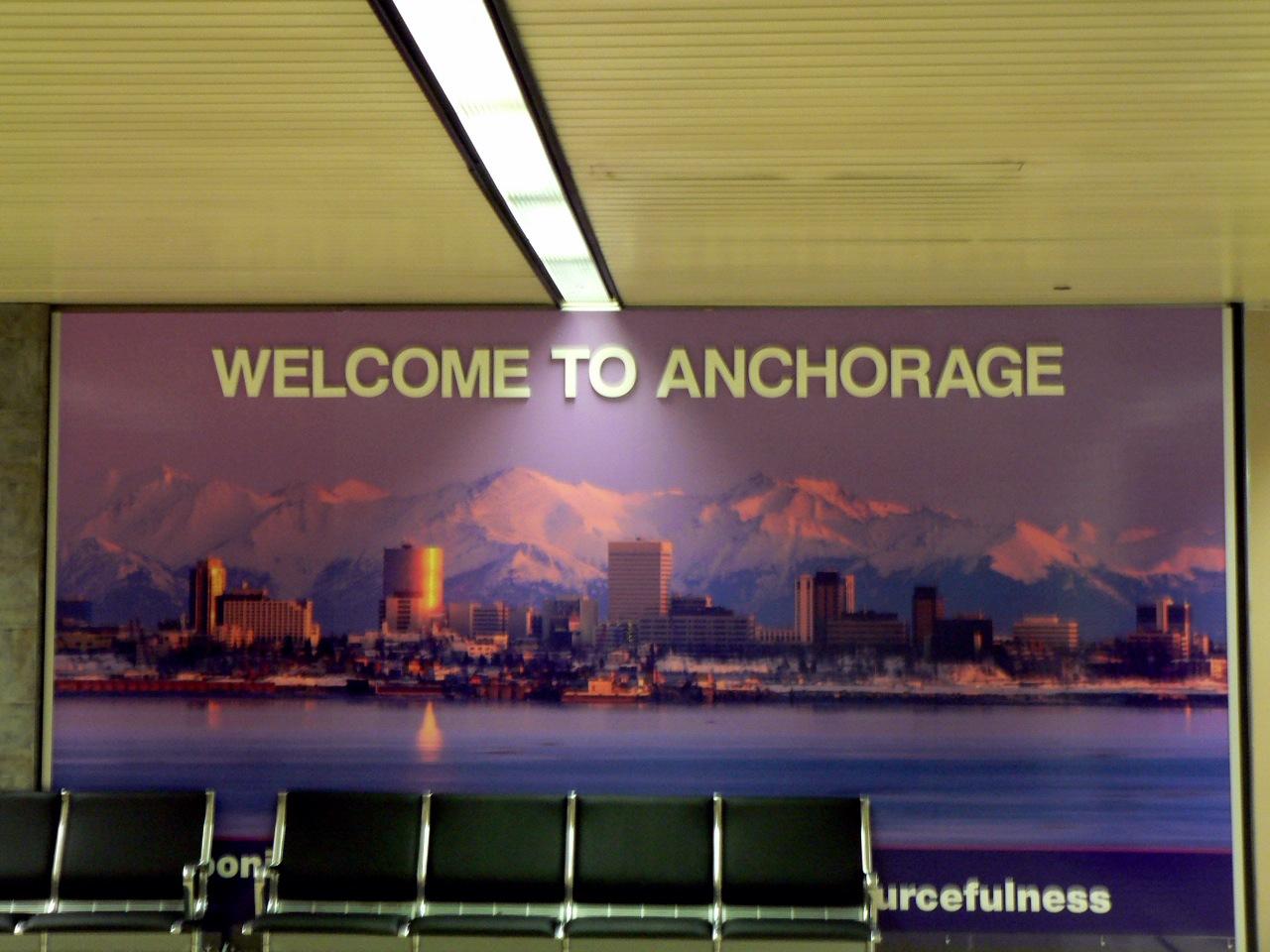 Prima zi la capătul lumii Anchorage – Naknek – FOTO