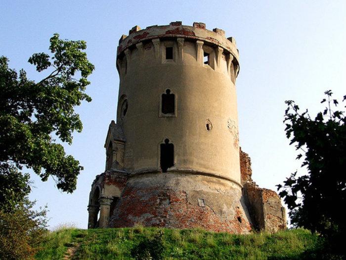 Castelul bântuit de la Ardud şi o bucată din pitorească Transilvanie