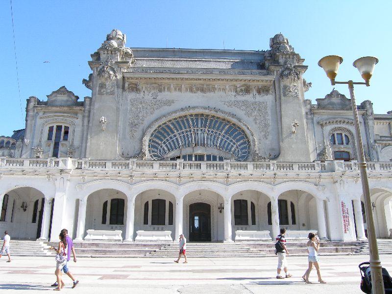 Cazinoul din Constanța va avea cinematograf, muzeu și sală de bal
