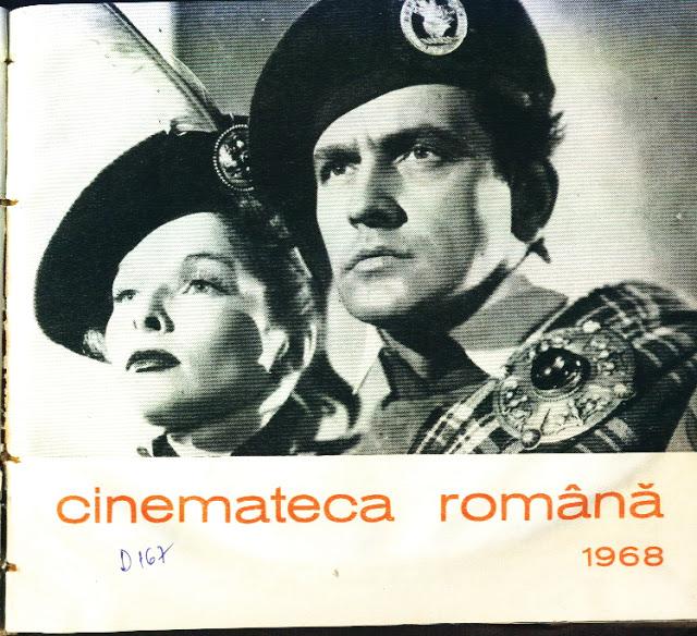 La Naţionalizare, în 1948, bobinele cu filme de la Buftea au fost sparte cu toporul
