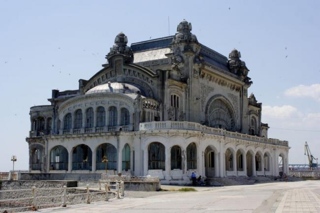 Cazinoul din Constanţa se numără între cele mai periclitate situri din Europa în 2018