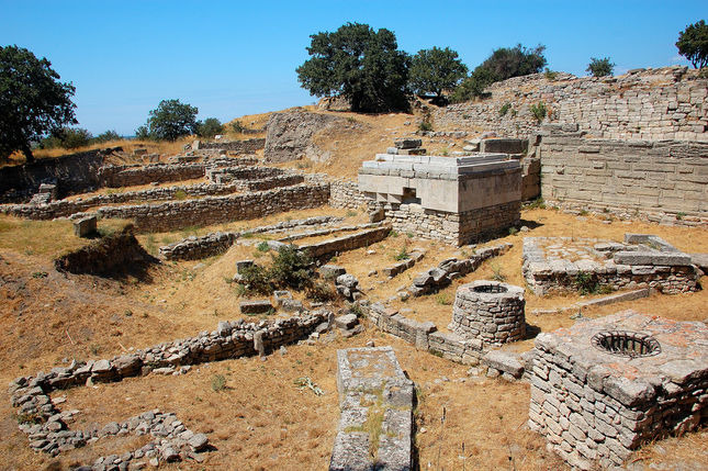 Pe urmele lui Ulise şi cu Odiseea drept ghid turistic