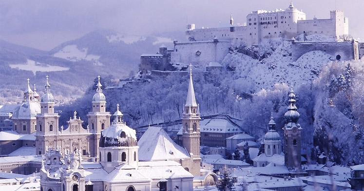 Top 5 destinaţii din Austria preferate de români, pentru perioada de iarnă