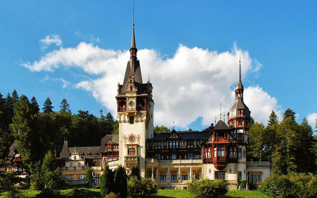 Top 9 cele mai frumoase  castele din România