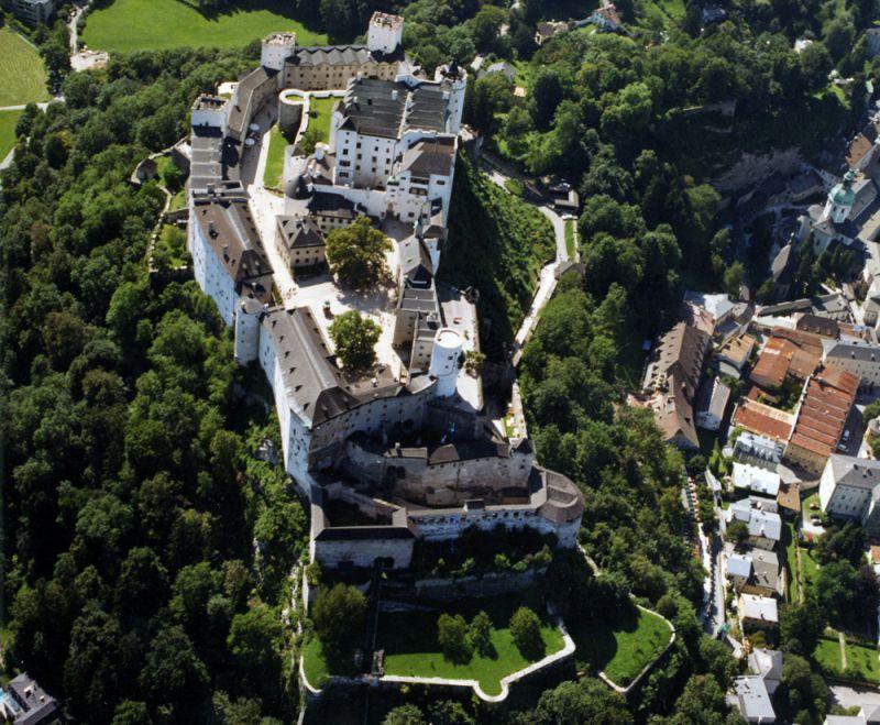 Fortareata din Salzburg
