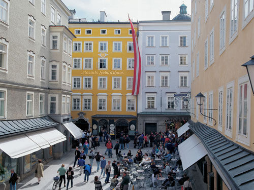 Muzeul Mozart