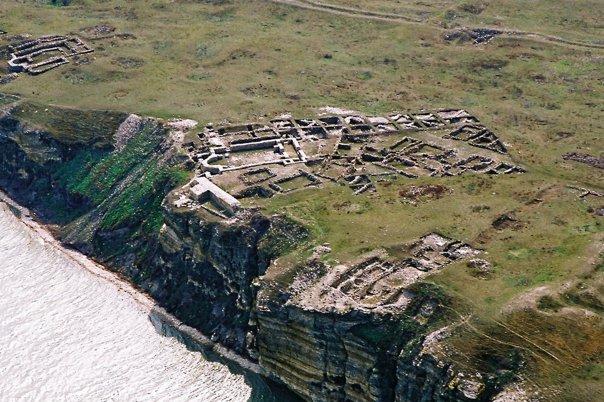 Cetatea-Argamum.