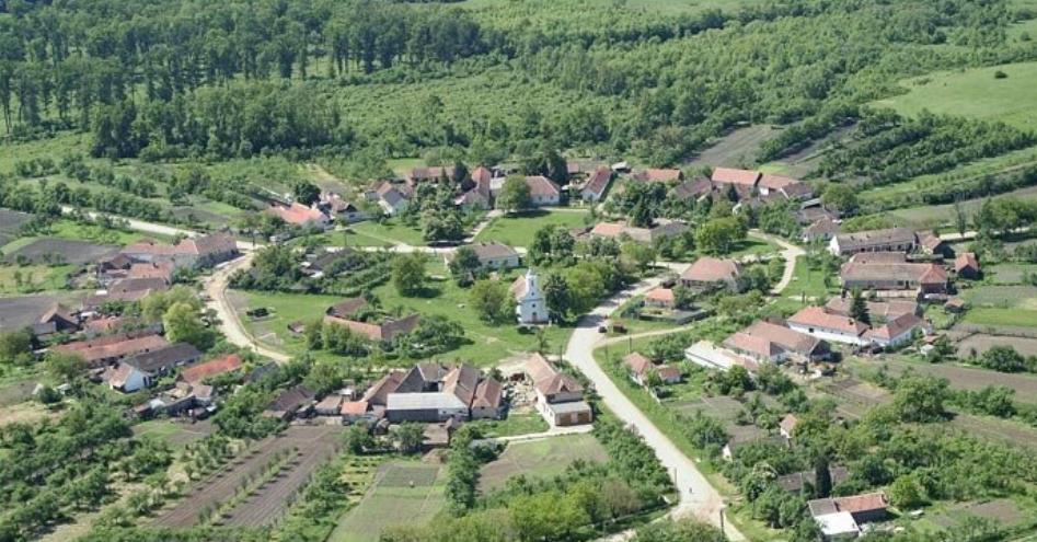 Charlottenburg – singurul sat circular din Banat