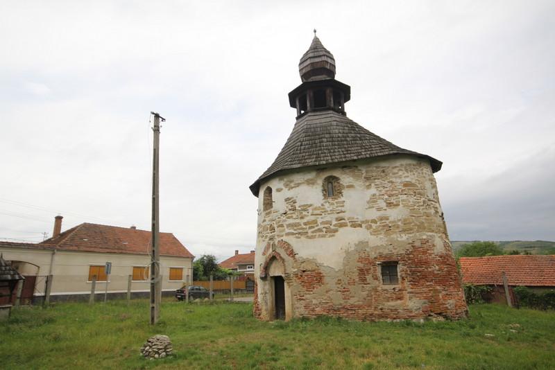 Cea mai veche biserică medievală din România – Rotonda din Geoagiu