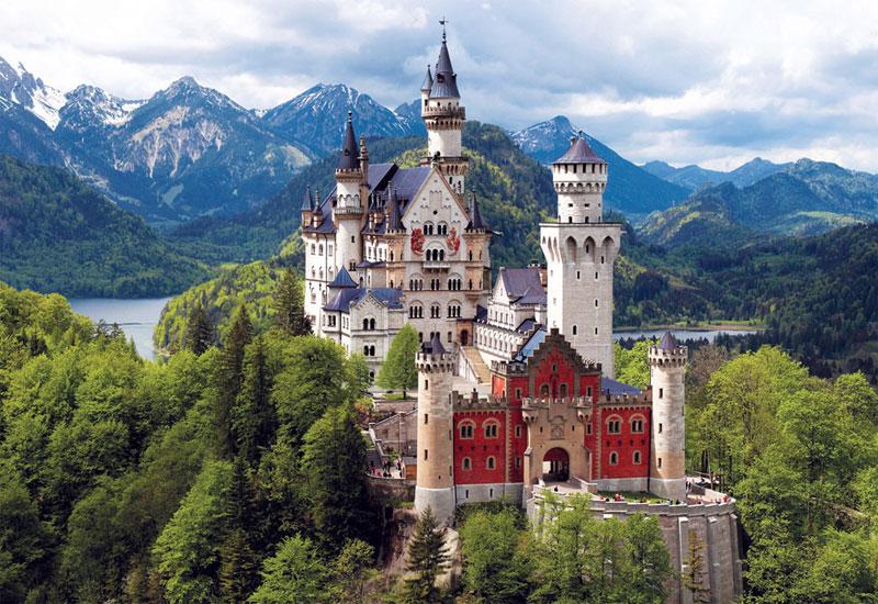 Un traseu romantic prin Bavaria