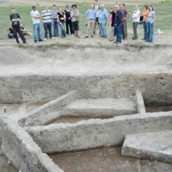 santier arheologic carlomanesti buzau