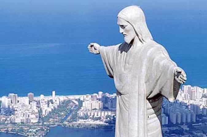 Statuia Hristos Mântuitorul din Rio de Janeiro, restaurată la 90 de ani de la inaugurare | VIDEO