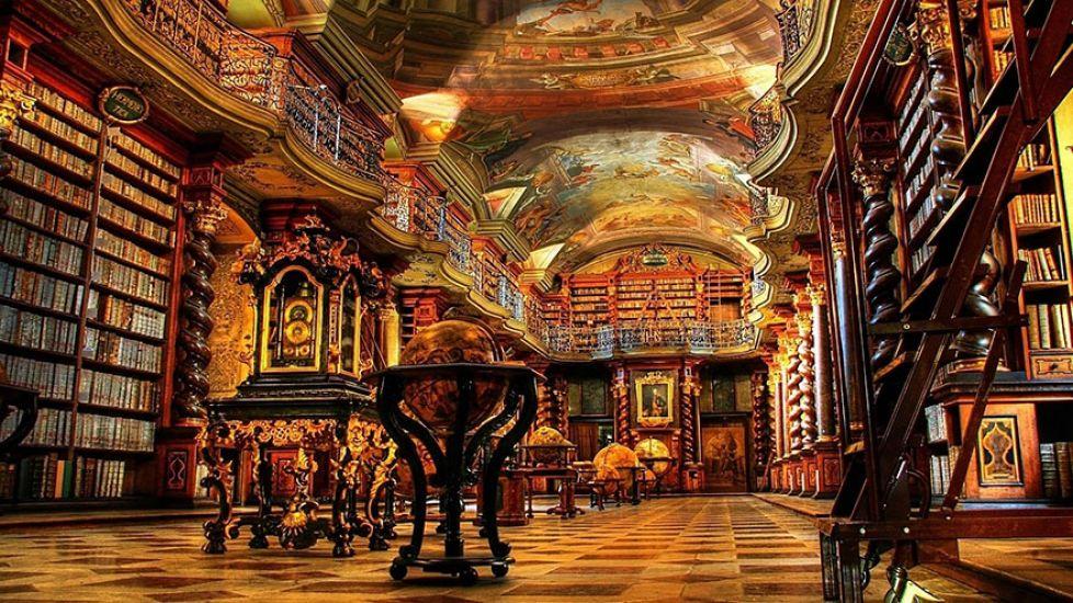 Top 25 cele mai frumoase și impresionante biblioteci din lume – FOTO