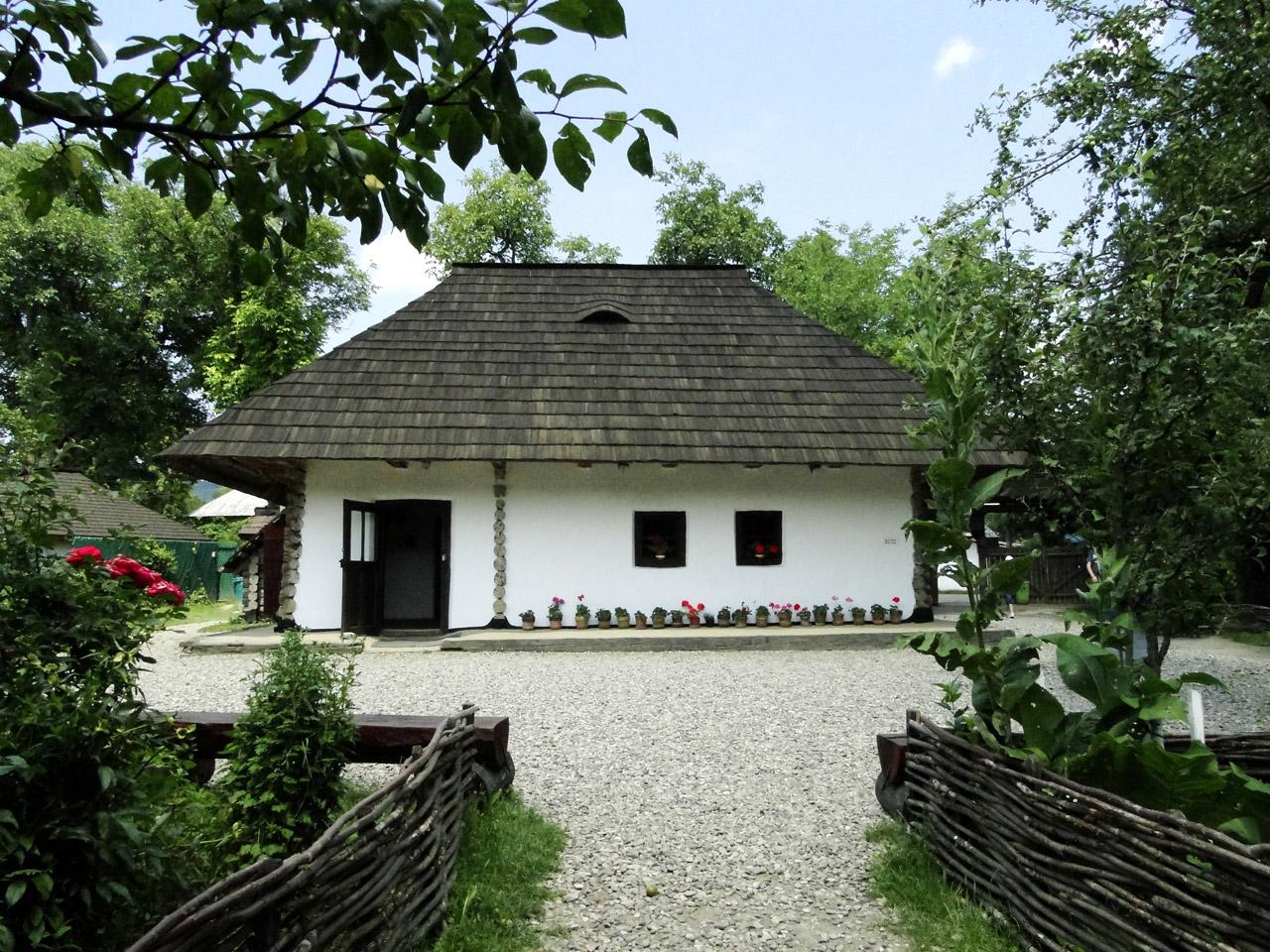 Casa copilăriei lui Ion Creangă, unul dintre cele mai vizitate obiective turistice din România