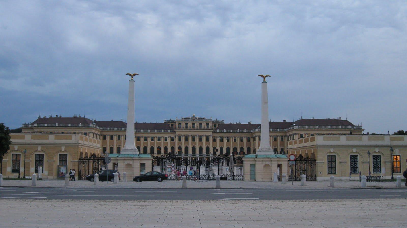 Un simbol al Vienei – Palatul imperial Schonbrunn