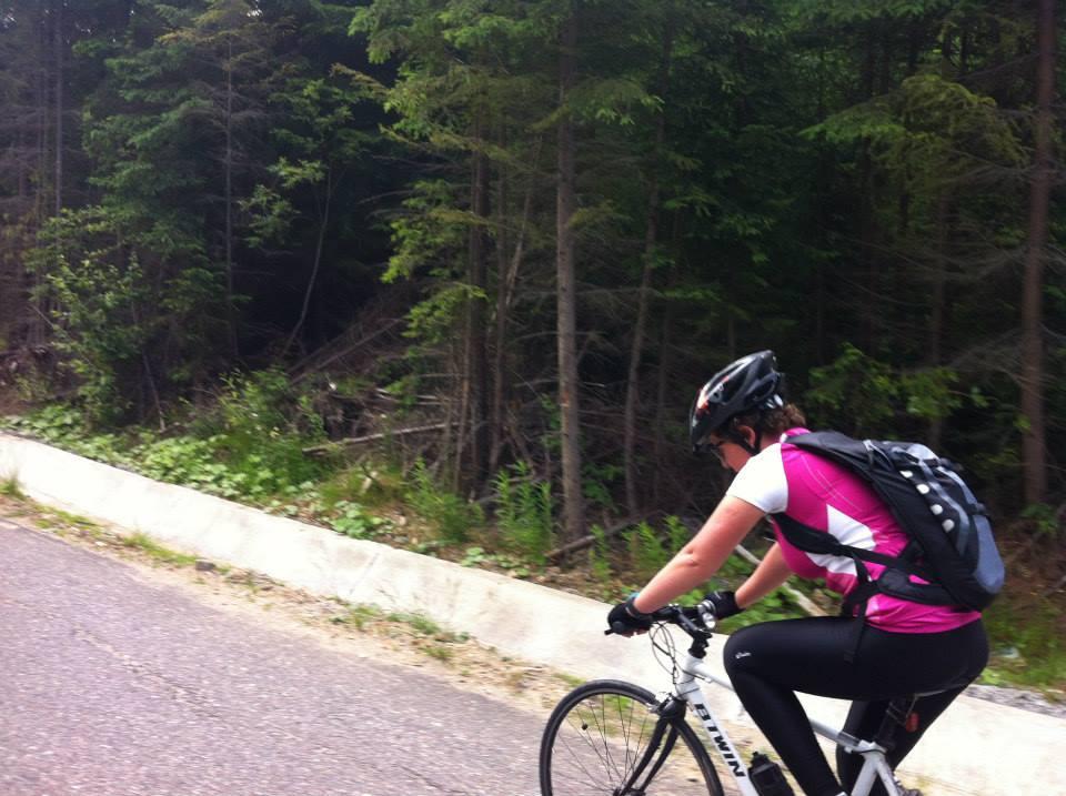 Cu bicicleta printre frumusețile Maramureșului