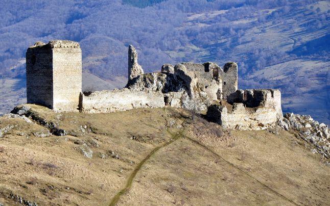 Cetătea Colţeşti din Munţii Trascău – un loc feeric învăluit în mister