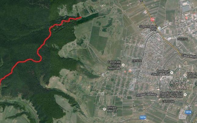 Cel Mai Modern Traseu Pentru Biciclete Din Alba Iulia Transalpina