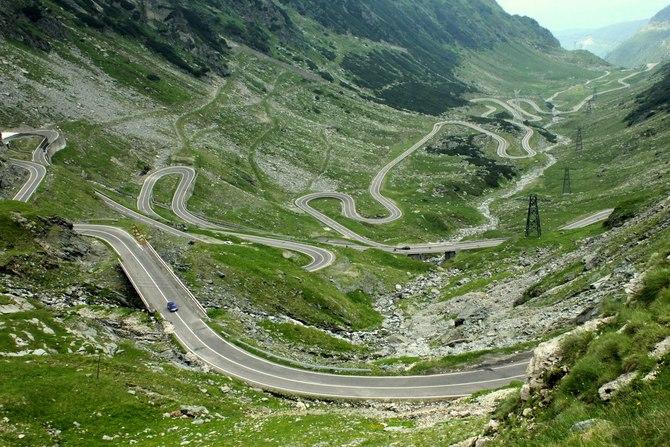 Ai fost pe Transfăgărăşan sau la Vidraru? Iată trista poveste a «drumului spre cer»