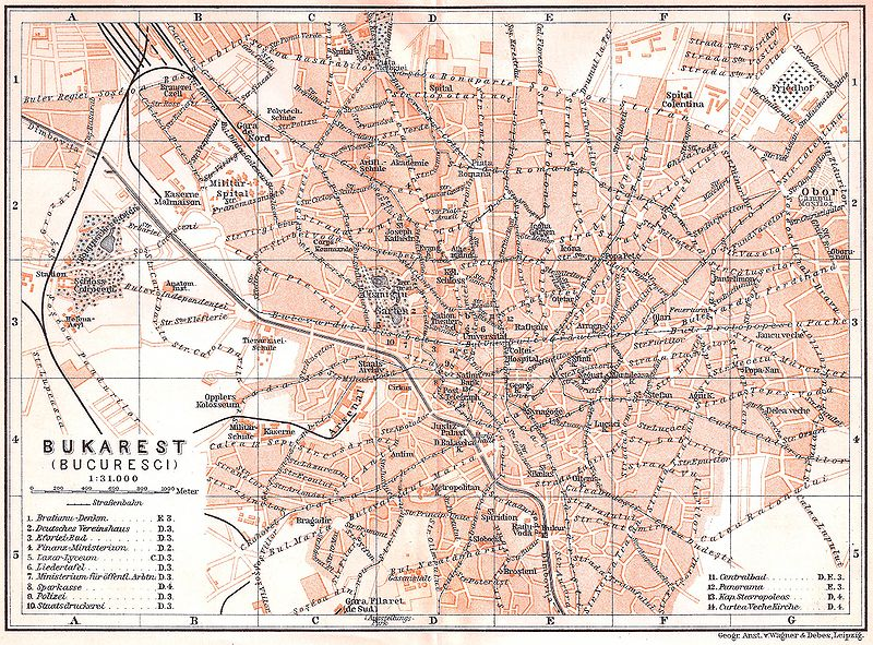 harta 1900