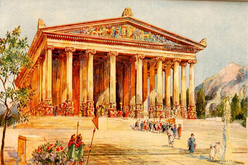 Atracții turistice în Antichitate – cele 7 minuni ale lumii antice!