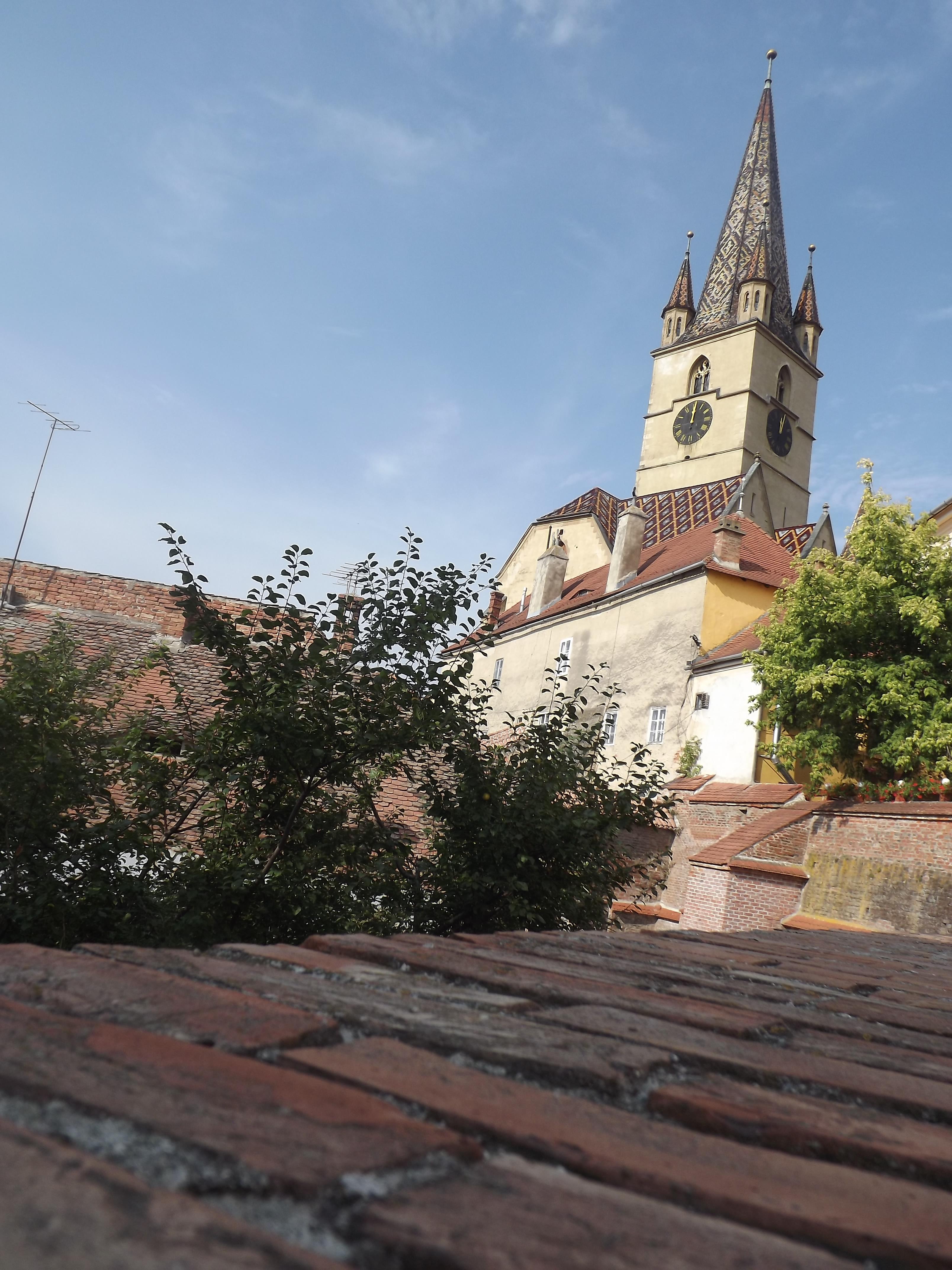 Istoria renaște – Catedrala Evanghelică din Sibiu