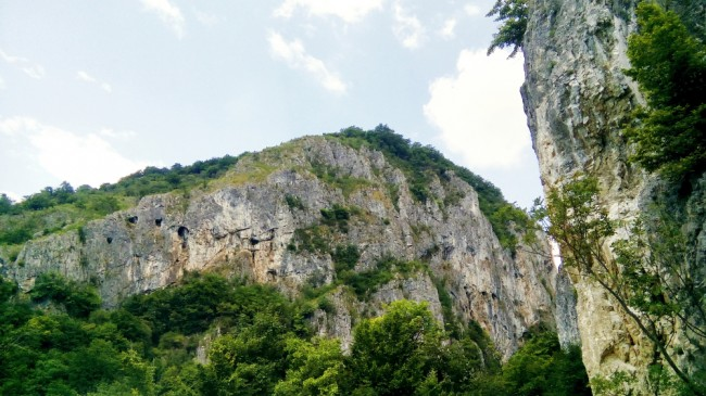 Cheile Oltetului (5) - Iulia Iancu