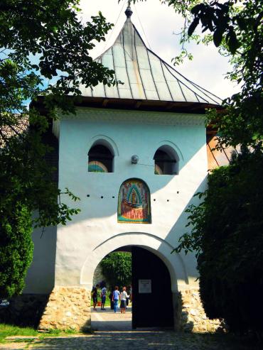 Manastirea Polovragi (1) - Iulia Iancu