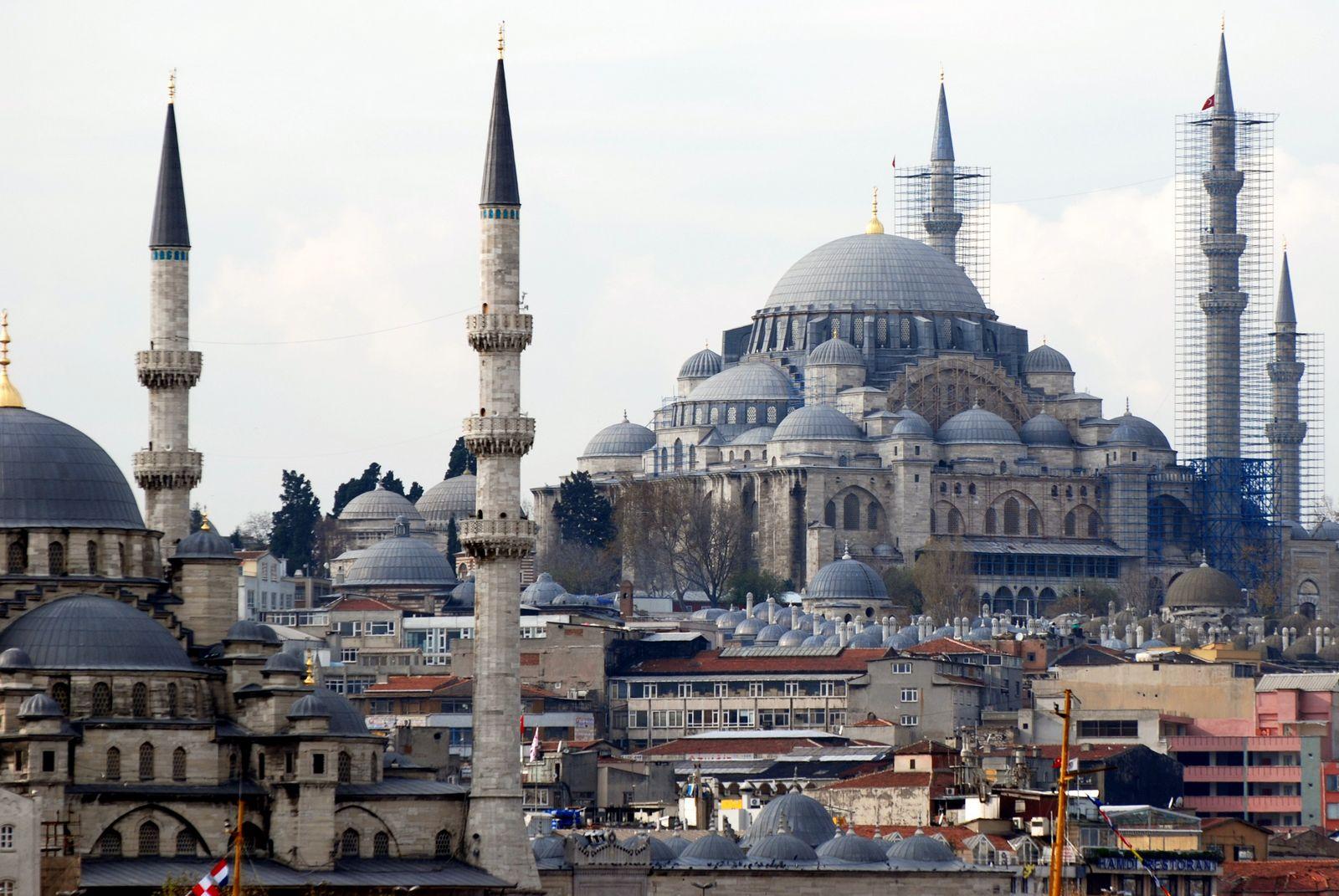 Top 10 monumente din Istanbul proiectate de arhitectul lui Süleyman Magnificul