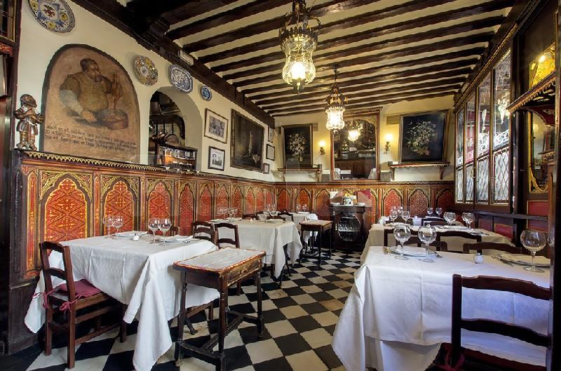 Cele mai vechi restaurante din lume