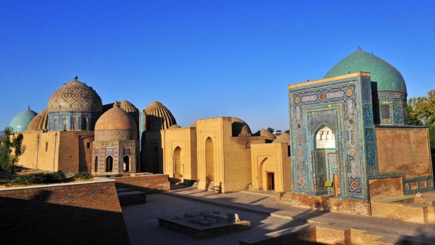 Samarkand, oraşul lui Timur Lenk