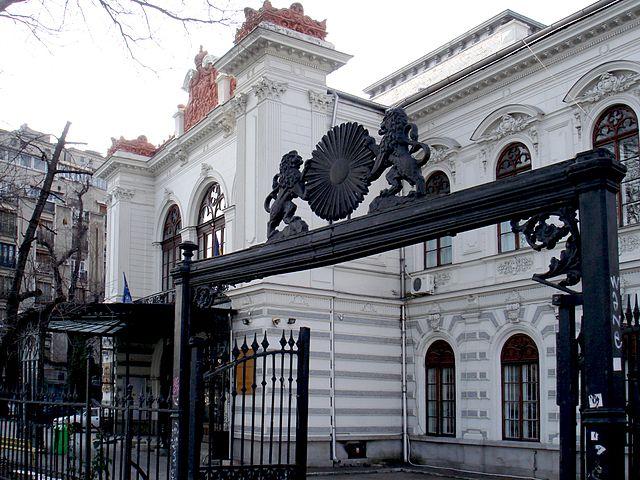 Palatul Şuţu – povestea unui palat celebru din inima Bucureștiului