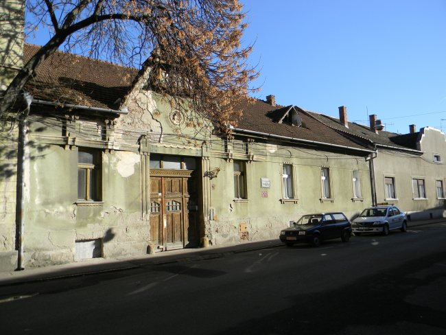 Sediul guvernului Transilvaniei, a Consiliului Naţional Român Central, scos la licitație