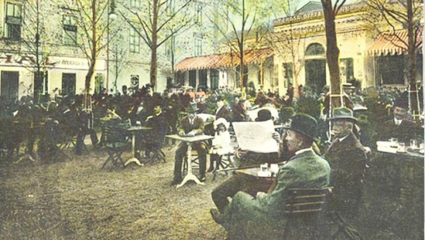 Povestea unei grădini de vară dispărută – Terasa Otetelişanu, locul unde bârfele, politica și muzica bună trăiau sub același acoperiș