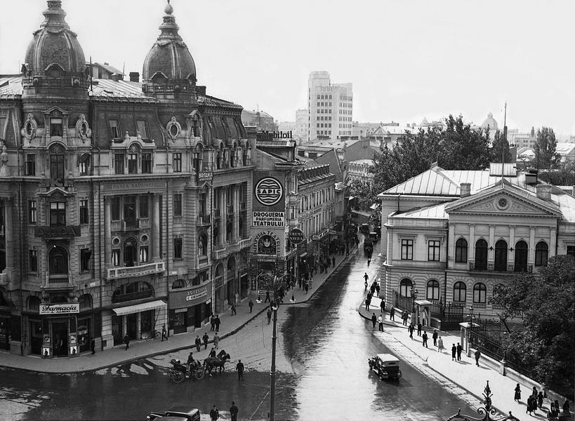 Bucureștiul – un cumul al contrastelor