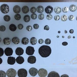 monede bizantine
