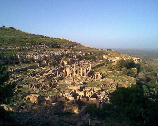 Orașul antic Cyrene, un sit arheologic minunat, dar imposibil de vizitat