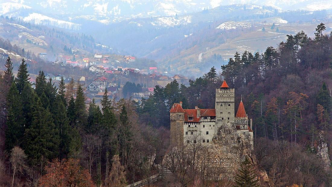 Castelul Bran aniversează 640 de ani de existență