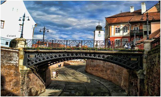 Podul Minciunilor din Sibiu – povestea și legendele lui