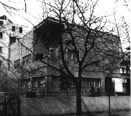 Vila Fuchs realizată de Marcel Iancu