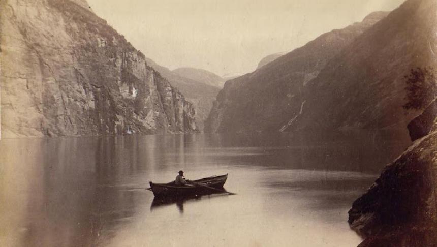 Cum arăta Norvegia de odinioară – frumoasă, dar săracă!