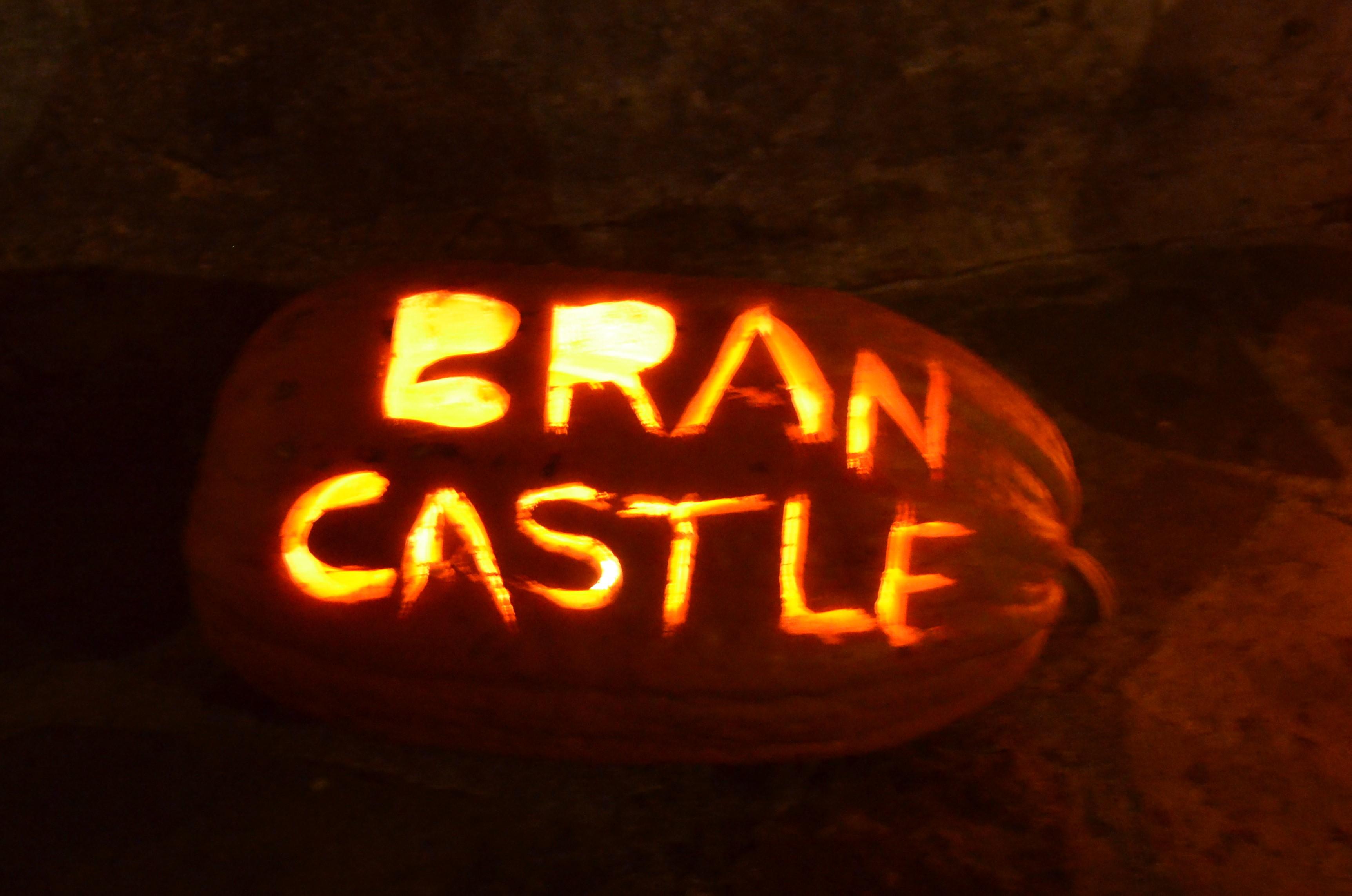 Un Halloween de groază la Castelul Bran