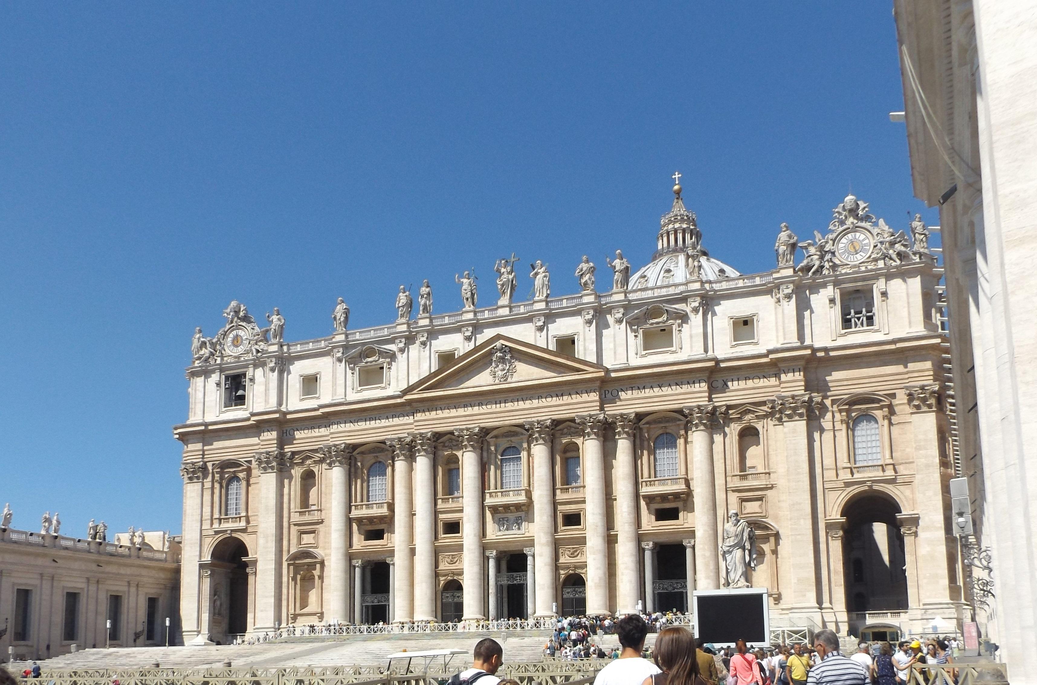 Bazilica Sfântul Petru – punctul zero al religiei catolice