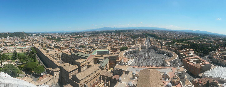 Piața Sfântul Petru – centru și inima Romei