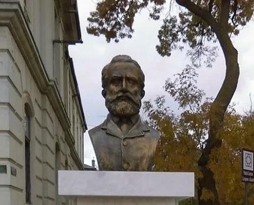 Părintele Dunării va avea de mâine un bust în Sulina