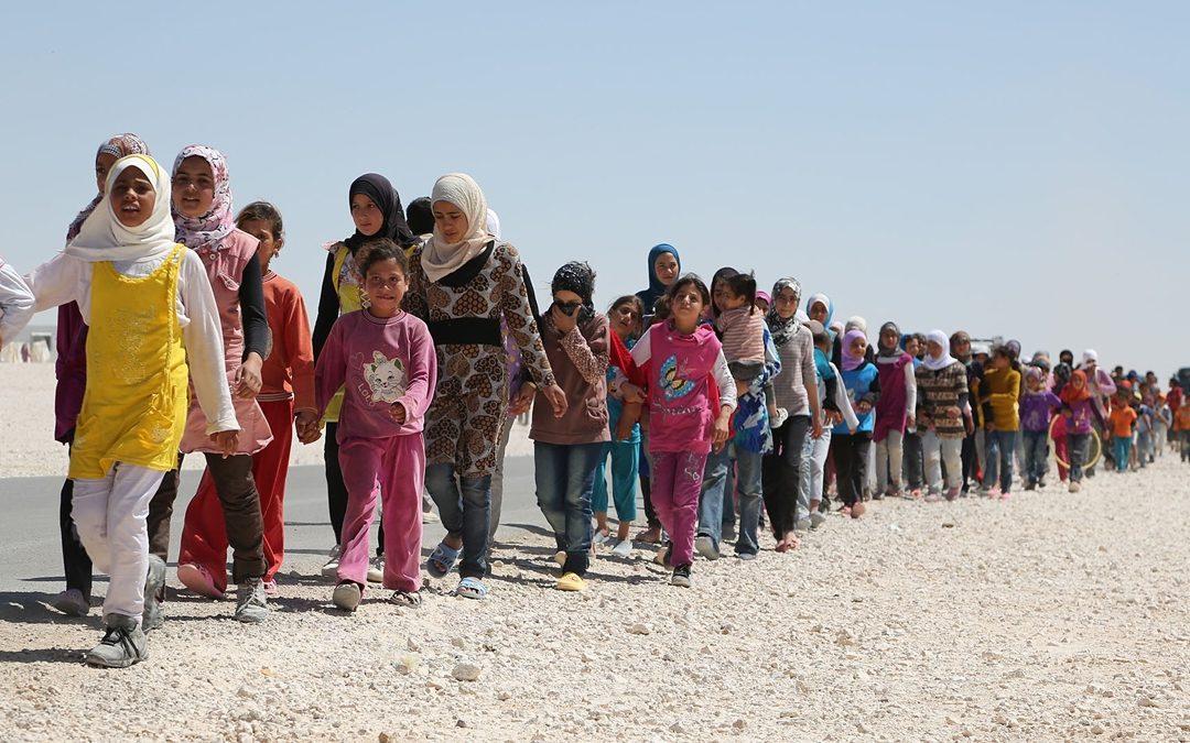 Migrațiile, migratori și distrugerea civilizațiilor