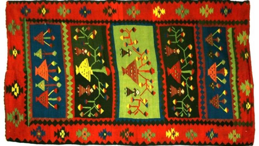 Tradiția românească a scoarțelor (covoarelor), recunoscută de UNESCO