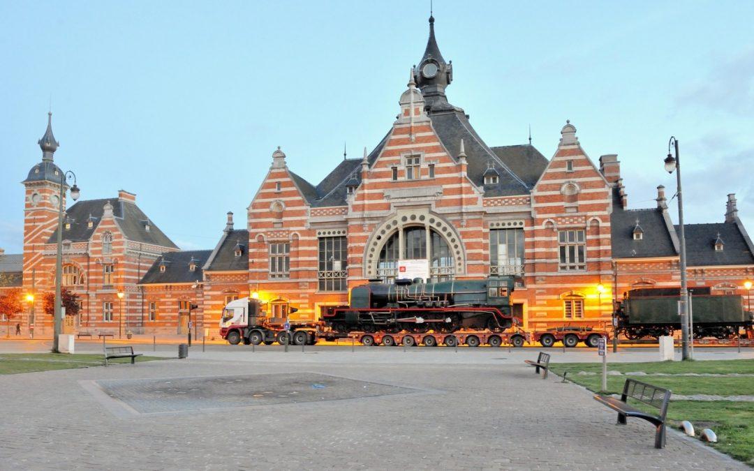 'Train World' – muzeul trenurilor pe care neapărat trebuie să îl vedeți în Bruxelles