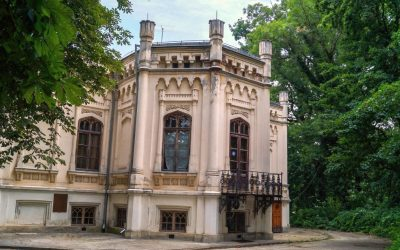 Casa Bosianu, un monument aproape necunoscut al Bucureștiului