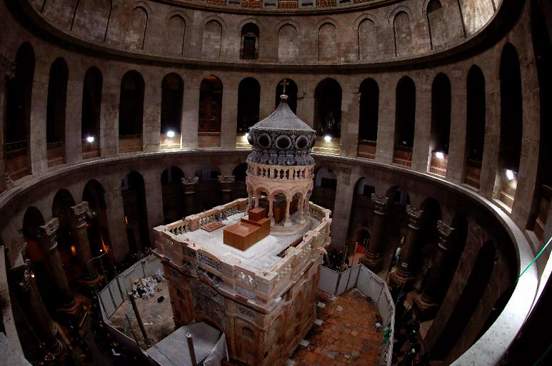 Biserica Sfântului Mormânt, așezământ mai vechi decât s-a crezut inițial